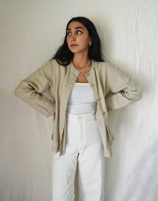 vintage clothing store dresses 1950's tshirt sweatshirts thrifting linen jacket shirt vintage coat