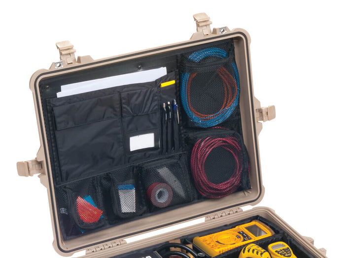 1600 Lid Organizer - Photography