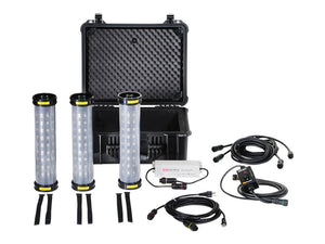 9500 Shelter Lighting System in Black
