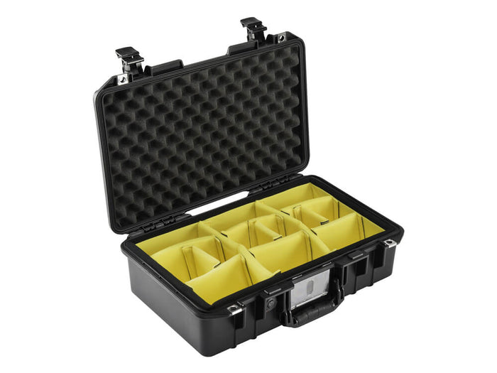 Pelican 1485 AIR Case with Padded Dividers