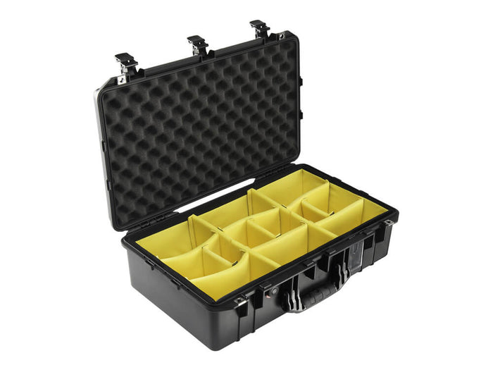 Pelican 1555 Air Case w/ Divider Combo