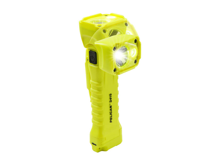 3415M Right Angle Flashlight w/ Magnetic Clip