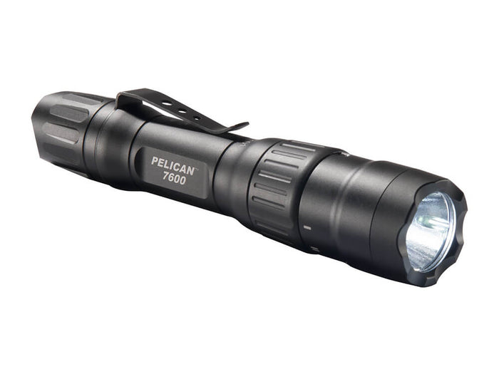 7600 Rechargeable Tactical Flashlight