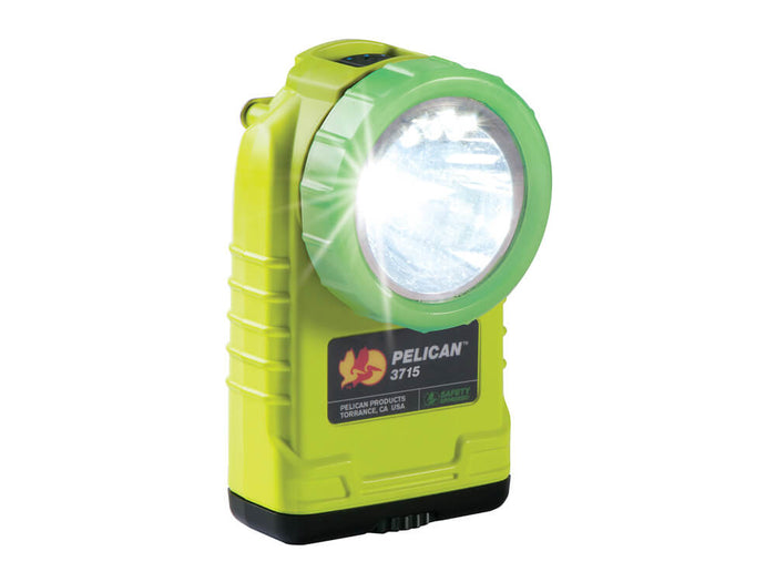 3715PL Right Angle Flashlight w/ Photo Luminescent Shroud