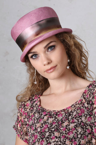 Rose Pink Cloche
