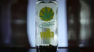 Cannabis Vodka - A Brand New Vodka With A Cannabis Kick