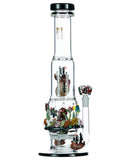 Empire Glassworks Water Pipe