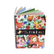 Animosaics: Can You Find Me? Search and Find Book