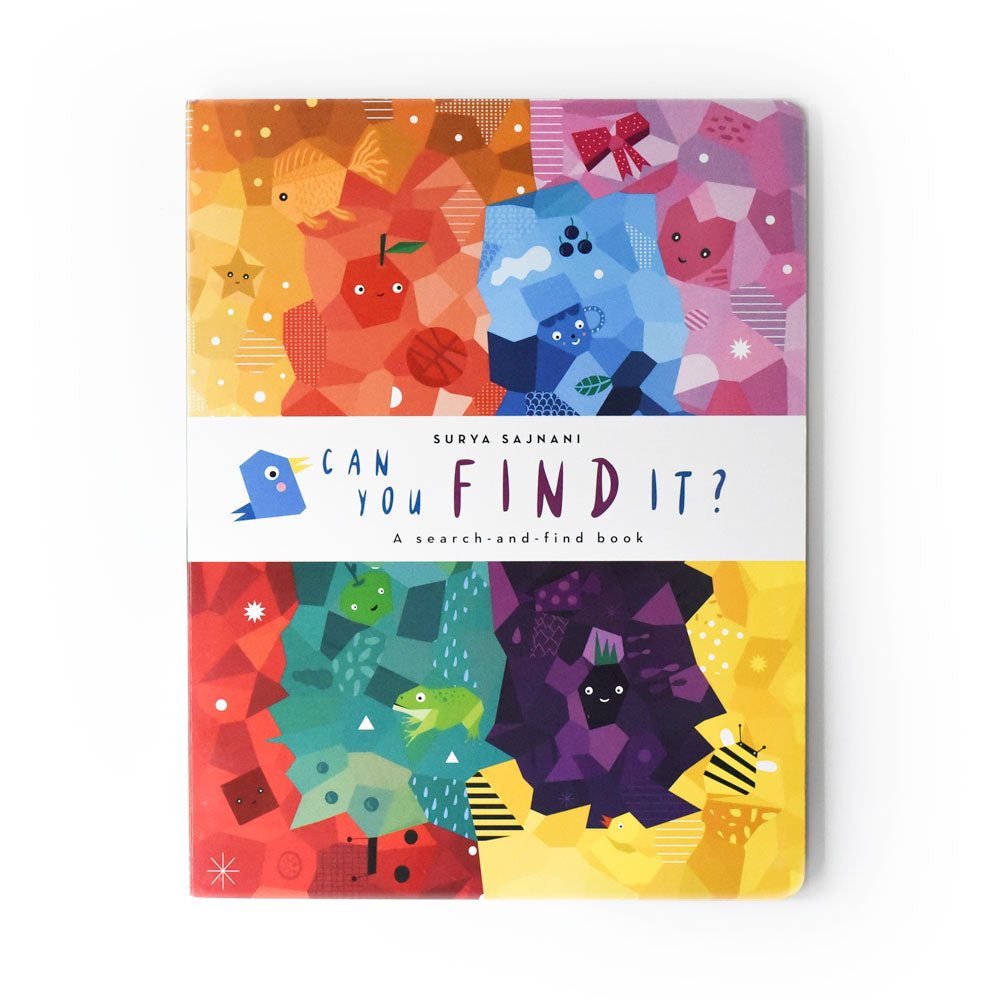 Animosaics: Can You Find It? Search and Find Book