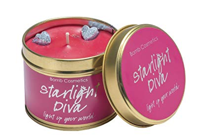 Starlight Diva Tinned Candle