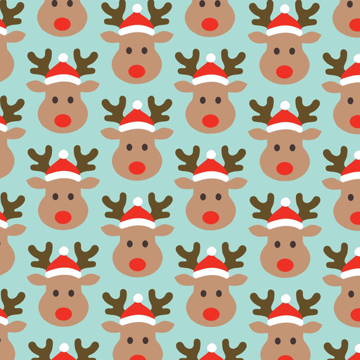 Rudolph Wrapping Paper