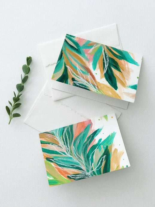FORCE OF NATURE GREETING CARD SET