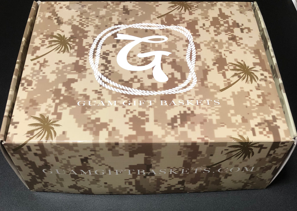 Cammie Gift Box (Camouflage)