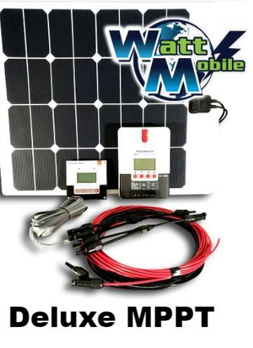 Flexible Solar Kits