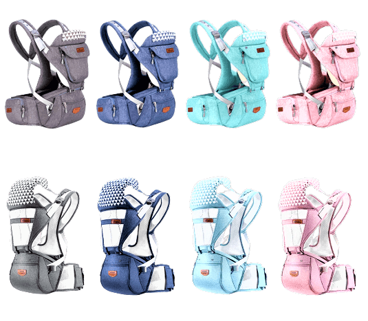 Best colour baby carrier