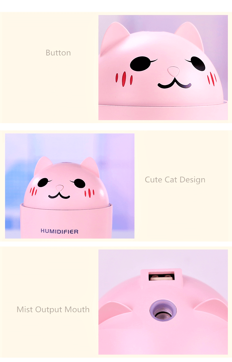 air humidifier for cat lovers
