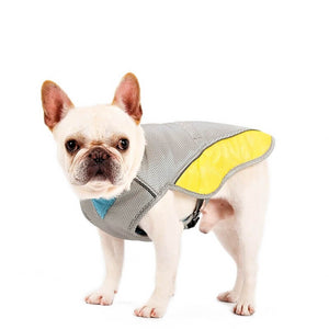 Adjustable Dog Cooling Jacket