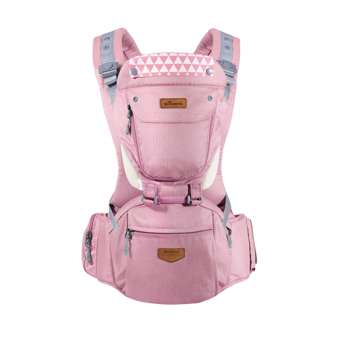 Ergonomic Hip Seat Baby Carrier