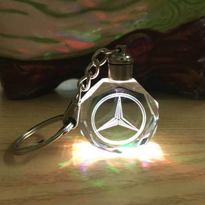Personalized Car LED Key Chain
