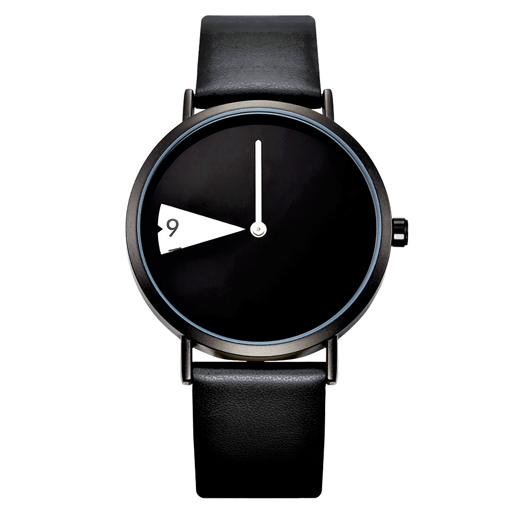 Women's black watch