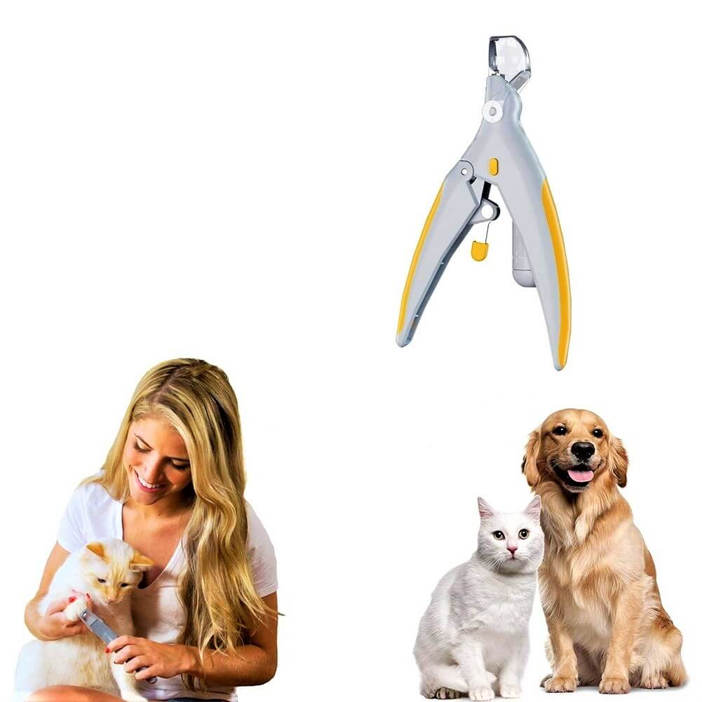 Led Pet Nail Trimmer