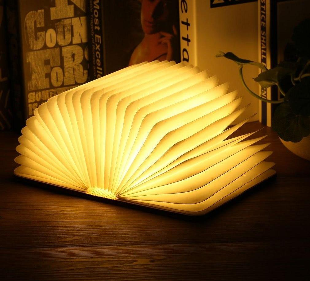 Rechargeable LED Book Lamp