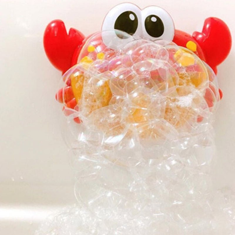 Musical bubble Crab