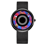 3D Camouflage Creative Watch