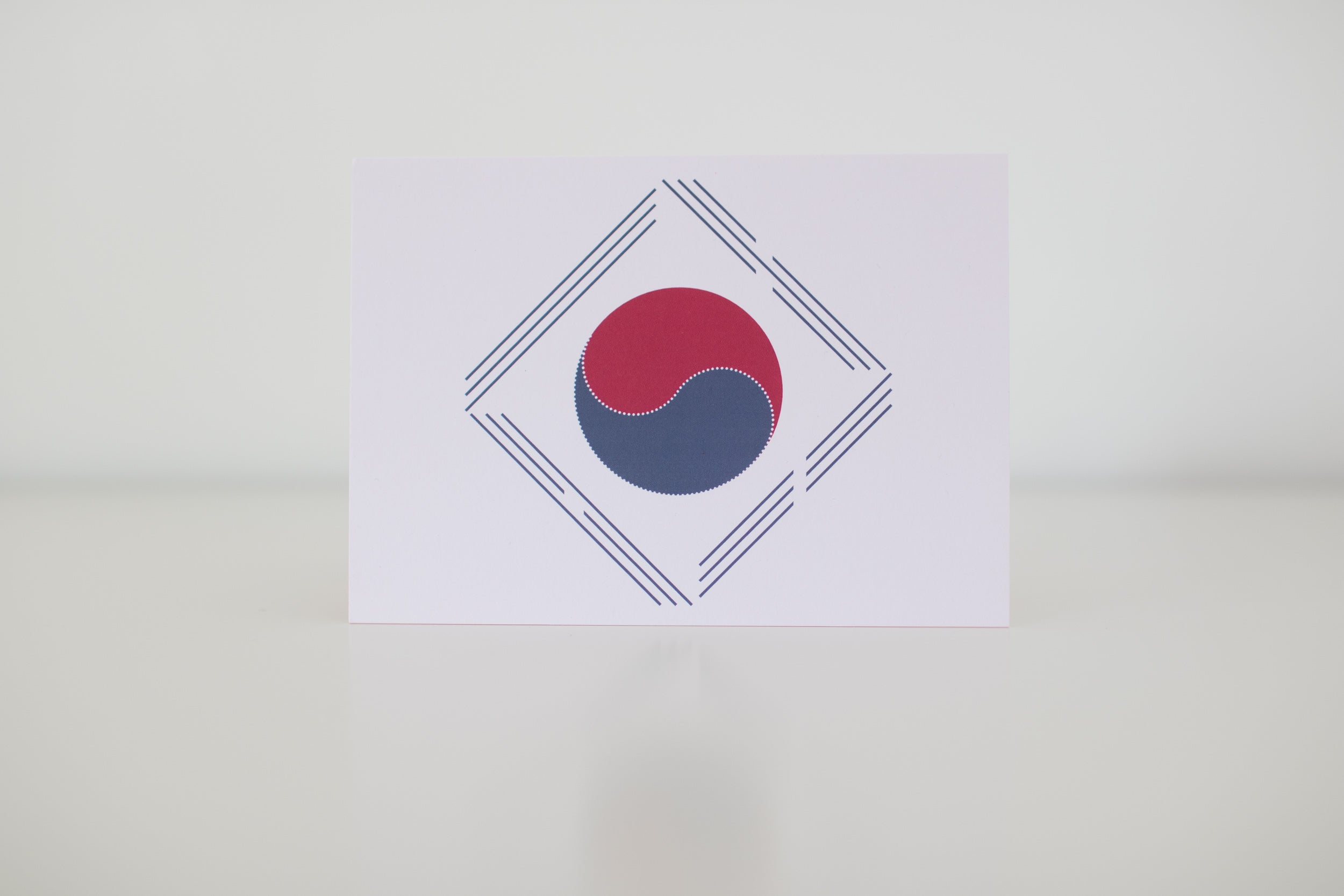 Taegukgi Art Card