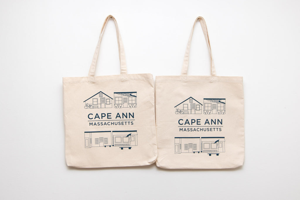 Cape Ann Tote Bag