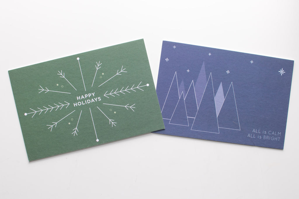 This Year's Holiday Cards