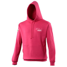 Load image into Gallery viewer, Embroidered Hot Pink AgLife Hoody (Adult)