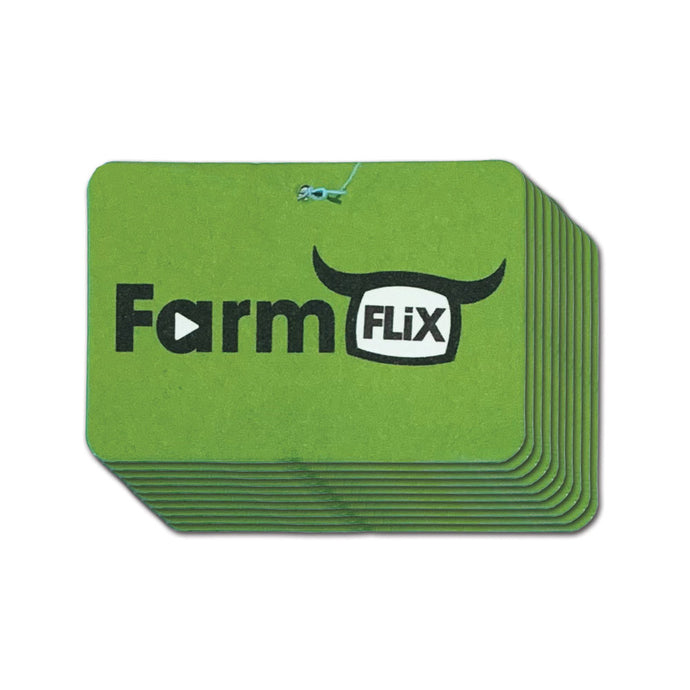 FarmFLiX Air Freshener - 10 Pack