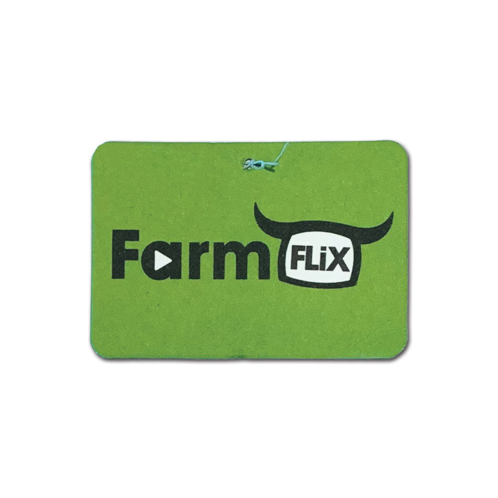 FarmFLiX Air Freshener - Single