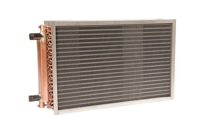 Can your cooling coils handle changes to your buildings and equipment?