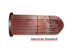 ASTS-2436-4A American Standard Steam Tube Bundle Replacement