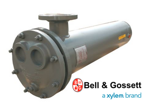 SU-42-2 Bell & Gossett Steam Heat Exchanger Replacement