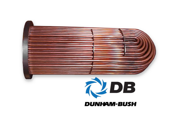 SCA-65-2 Dunham-Bush Tube Bundle Replacement
