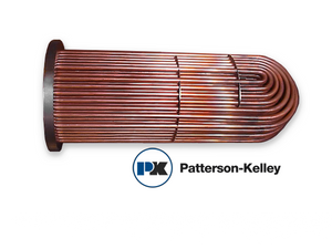 PK10D Patterson-Kelley Steam Double Wall Tube Bundle Replacement