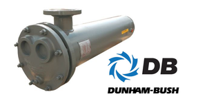 "Dunham-Bush Heat Exchanger Replacement 10"" Nominal, 96"" Length"