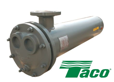E-4208-S Taco Steam Heat Exchanger Replacement