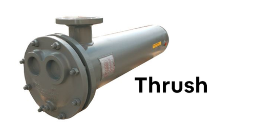 W-1024-4A Thrush Liquid Heat Exchanger Replacement