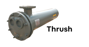 W-1096-4A Thrush Liquid Heat Exchanger Replacement