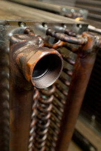 Chilled Water Coils Photo