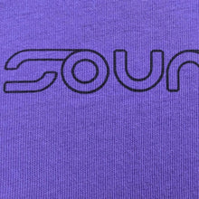 Load image into Gallery viewer, SOUND Clothing-organic-cotton-fairtrade-t-shirt-deep purple-producer-clothing