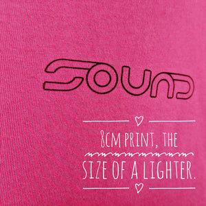 SOUND Clothing-ladies-organic-cotton-fairtrade-t-shirt-audio-music-producer-streetwear