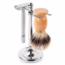 Load image into Gallery viewer, Men Razor Holder Stainless Steel Shaving