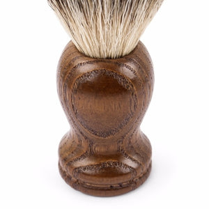 Qshave Man Pure Badger Hair Shaving Brush Old Tree