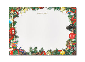 Jo Laing - Four Seasons Correspondence Cards - luxury stationery and notecards made in England