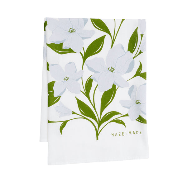 SALE Dogwood Tea Towel (R)